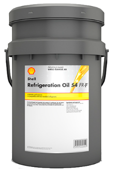 Shell Refrigeration Oil S4 FR-F 32